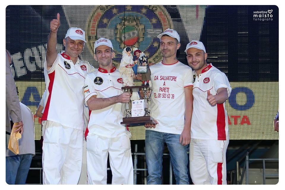vincitore Trofeo Pulcinella Prima Edizione