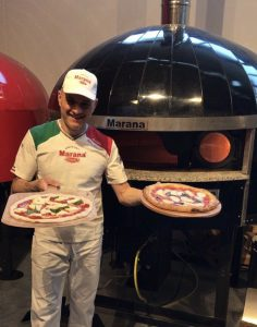 Attilio Albachiara usa Forno Marana