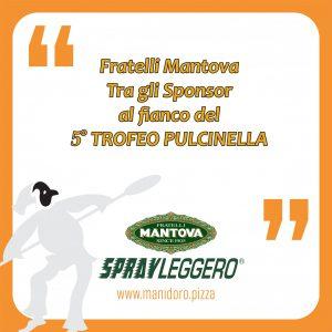 FRATELLI MANTOVA SPONSOR 5 TROFEO