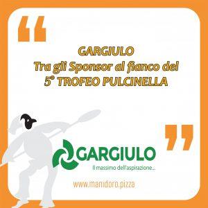 GARGIULO SPONSOR 5 TROFEO
