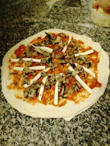 pizza m 2